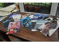Single sheet music (x11) and song books (x4)