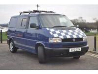 VW T4 Camper SWB Lovely low mileage van with 1 prev owner & FSH