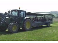 People carrier Trailer for sale, ideal for outdoor pursuits/gameshooting