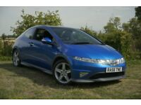 2007 Honda Civic Type S GT ***£250 OFF!!! NOW ONLY £2745!!!***