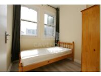 INCREDIBLY SPACIOUS FLAT- 4 BEDROOMS / 2 BATHROOMS- IDEAL FOR STUDENTS/PROFESSIONALS- 02078460846