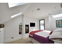 A fantastic three double bedroom split level flat in Hammersmith only £2650pcm