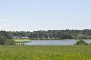 Beautiful Waterfront Lots for sale - Brackley Bay PEI