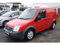 Ford Transit Connect T200 Lr (red) 2012