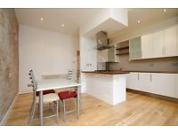 Beautiful Contemporary Designed 2 Double Bedroom Flat, 2 Bath, Exposed Brickwork,Perfect For Sharers