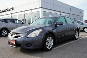 2012 Nissan Altima 2.5 S Certified  FREE Delivery