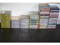 125 CLASSICAL CD'S