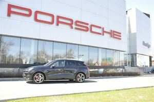2014 Porsche Cayenne GTS Pre-owned vehicle 2014 Porsche Cayenne