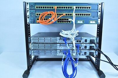 Complete CCNA & CCNP Cisco Certified Network Professional Home Lab Kit