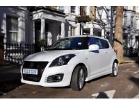 SUZUKI SWIFT SPORT NOV2013, LOW mileage, 1st owner, fully serviced, city car with sporty design