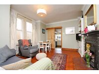 A lovely ground floor two double bedroom flat with a shared garden, situated on Coverton Road.