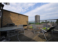 Amazing 2 Bed Penthouse Close to City with 3 Terraces