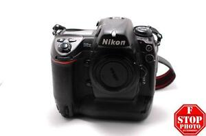 USED NIKON / CANON DSLR AND FILM CAMERAS AND LENSES