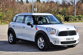 Mini COUNTRYMAN 1.6 One 31k miles, immaculate condition