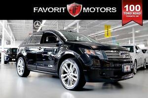 2009 Ford Edge Sport AWD | LTHR |  PANORAMIC ROOF | REAR SENSORS