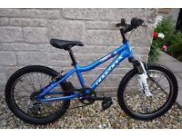 Ridgeback MX20 blue moutain bike