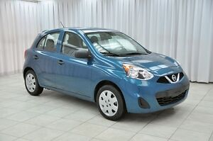2016 Nissan Micra 1.6S AT 5DR HATCH w/ A/C, CRUISE & TRACTION CO