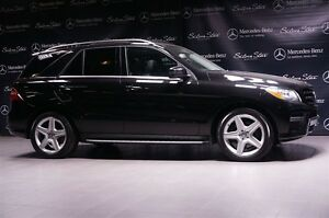 2013 Mercedes-Benz ML350 Bluetec 4matic Premium Package, Sport P