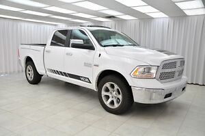 2016 Ram 1500 CHECK OUT THIS BEAUTY!!! LARAMIE 5.7L HEMI 4x4 4DR