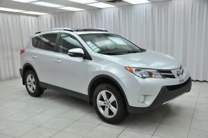 2015 Toyota RAV4 ----------$1000 TOWARDS ACCESSORIES, WARRANTY O