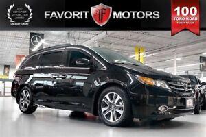 2014 Honda Odyssey Touring   NAV   BACK-UP CAM   DVD   LANE WARN