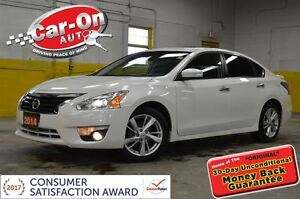 2014 Nissan Altima SL NAVIGATION LEATHER LOADED
