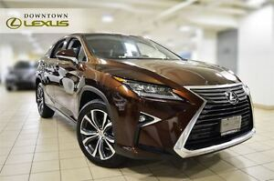 2016 Lexus RX 350 LUXURY, AWD, NAV, CAMERA, SUNROOF, 1 OWNER