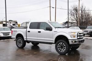 2016 Ford F-150 XLT Custom Lifted Call Today!