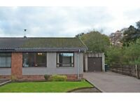 Lovely 2/3 bed semi-detached bungalow in Bridge of Earn