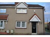 2 Bed Semi detached to rent Patna Ayrshire