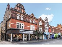 GREAT REFURBISHED ONE BEDROOM FLAT ON ACTON HIGH STREET SHORT WALK TO ACTON TOWN STATION £1250 PCM