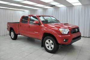 2013 Toyota Tacoma TRD SPORT 4.0L 4x4 4DR 5PASS DOUBLE CAB w/ BL