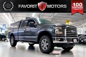 2015 Ford F-150 XLT XTR 4X4 FLEX FUEL   ARE CAP   BACK-UP CAM