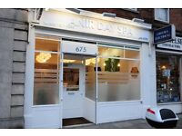 Beauty Therapist/Masseuse Required for Anir Day Spa in Fulham/ Parsons Green