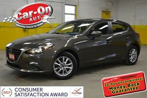 2014 Mazda MAZDA3 SPORT GS SKYACTIVE HEATED SEATS BACKUP CAM BLU