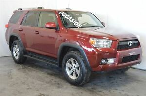 2013 Toyota 4Runner SR5 V6 4x4 Cuir+Navigation+Toit Ouvrant 7 Pa