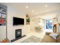 *TWO BED FLAT* This bright two bedroom flat with a private garden on Stephendale Road in Sands End.