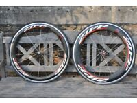 Zipp ZedTech 606 (404 & 808) Carbon Clincher Wheels with Shimano Freehub