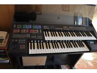 ELECTRIC ORGAN YAMAHA ELECTONE HS-8