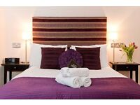 Unique Short Term Serviced Flats and Apartments in the Heart of Cardiff - all bills inclusive!