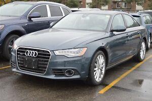 2012 Audi A6 3.0 Premium Plus (Tiptronic)