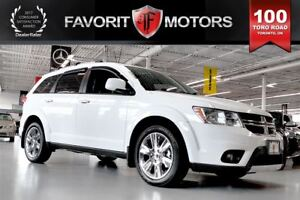 2014 Dodge Journey R/T AWD | LTHR | 5-PASSENGER | REAR PARK SENS