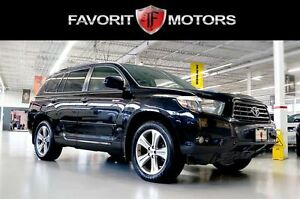 2009 Toyota Highlander Sport 4WD | 7-PASSENGER | BACK-UP CAM | R