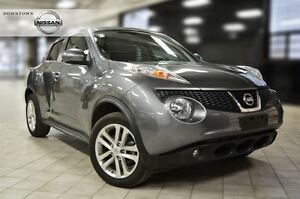 2014 Nissan Juke SL with Leather Package