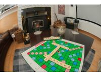 Aberdeen AB157XN short term holiday/short stays. 4 Bed Stunning semi detached house West End