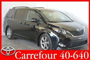 2012 Toyota Sienna SE V6 8 Passagers DVD+Demarreur a Distance 8