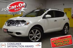 2013 Nissan Murano PLATINUM AWD LEATHER NAV PANO ROOF REAR CAM