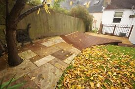 East Sussex-Landscape building/Gardening. Builder/Plastering. Painting/Decorating