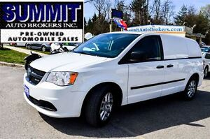 2015 Ram Cargo Van C/V | BLUETOOTH | CAR-PROOF CLEAN | CD | A/C