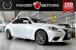 2014 Lexus IS 250 AWD | LUXURY PKG | NAV | BACK-UP CAM | PARK AS